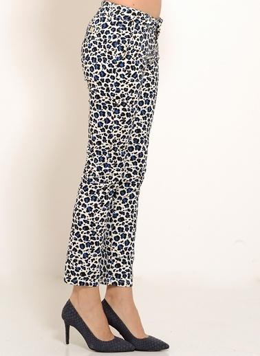 Asymmetry Pantolon Renkli